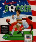 Major Indoor Soccer League DOS Front Cover