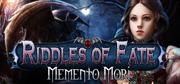 Riddles of Fate: Memento Mori (Collector's Edition) Windows Front Cover