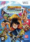 One Piece: Unlimited Cruise 1 - The Treasure Beneath the Waves Wii Front Cover