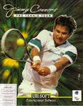 Jimmy Connors Pro Tennis Tour DOS Front Cover