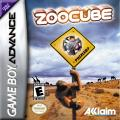 ZooCube Game Boy Advance Front Cover