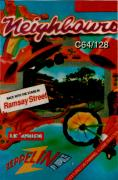 Neighbours Commodore 64 Front Cover