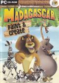 Dreamworks Madagascar: Paint & Create Windows Front Cover