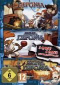 Deponia: Family Pack Windows Front Cover