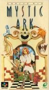 Mystic Ark SNES Front Cover