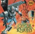 Cyber Knight TurboGrafx-16 Front Cover