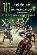 Monster Energy Supercross: The Official Videogame Xbox One Front Cover