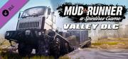Spintires: MudRunner - Valley DLC Windows Front Cover