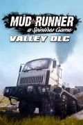 Spintires: MudRunner - Valley DLC Xbox One Front Cover