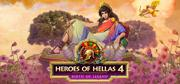 Heroes of Hellas 4: Birth of Legend Windows Front Cover