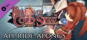The Legend of Heroes: Trails of Cold Steel II - All Ride-Alongs Windows Front Cover