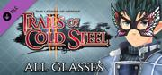 The Legend of Heroes: Trails of Cold Steel II - All Glasses Windows Front Cover