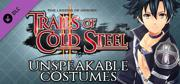 The Legend of Heroes: Trails of Cold Steel II - Unspeakable Costumes Windows Front Cover