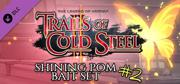 The Legend of Heroes: Trails of Cold Steel II - Shining Pom Bait Set #2 Windows Front Cover
