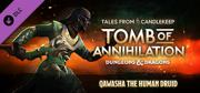 Tales from Candlekeep: Tomb of Annihilation - Qawasha the Human Druid Macintosh Front Cover
