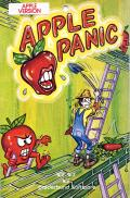 Apple Panic Apple II Front Cover