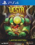 Vesta (Limited Edition) PlayStation 4 Front Cover