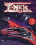 T-Mek DOS Front Cover