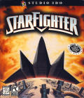 Star Fighter DOS Front Cover