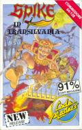 Spike in Transilvania Commodore 64 Front Cover