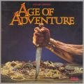 Age of Adventure Apple II Front Cover