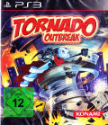 Tornado Outbreak  PlayStation 3 Front Cover