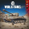 World of Tanks: T26E5 Ultimate PlayStation 4 Front Cover