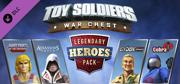 Toy Soldiers: War Chest - Legendary Heroes Pack Windows Front Cover