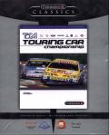 TOCA Championship Racing Windows Front Cover