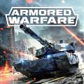 Armored Warfare PlayStation 4 Front Cover