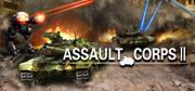 Assault Corps II Macintosh Front Cover