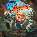 Rad Rodgers PlayStation 4 Front Cover