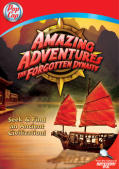 Amazing Adventures: The Forgotten Dynasty Windows Front Cover