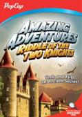 Amazing Adventures: Riddle of the Two Knights Windows Front Cover