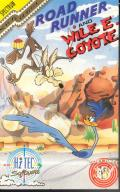 Road Runner and Wile E. Coyote ZX Spectrum Front Cover