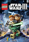 LEGO Star Wars III: The Clone Wars Macintosh Front Cover