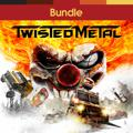 Twisted Metal: Ultimate Bundle PlayStation 3 Front Cover