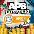 APB: Reloaded - 1600 G1C PlayStation 4 Front Cover