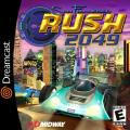 San Francisco Rush 2049 Dreamcast Front Cover