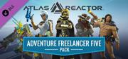 Atlas Reactor: Adventure Freelancer Five Pack Windows Front Cover