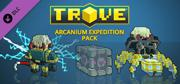 Trove: Arcanium Expedition Pack Macintosh Front Cover English version