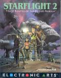Starflight 2: Trade Routes of the Cloud Nebula Amiga Front Cover