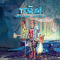 Flipy's Tesla!: Let's Invent the Future PlayStation 4 Front Cover