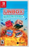 Unbox: Newbie's Adventure Nintendo Switch Front Cover