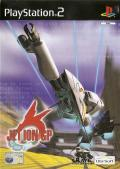 Jet Ion GP PlayStation 2 Front Cover