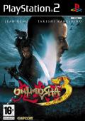 Onimusha 3: Demon Siege PlayStation 2 Front Cover