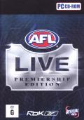 AFL Live: Premiership Edition Windows Front Cover