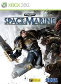 Warhammer 40,000: Space Marine - Capture and Control Xbox 360 Front Cover