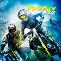 MX vs. ATV Alive PlayStation 3 Front Cover