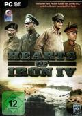 Hearts of Iron IV Windows Front Cover